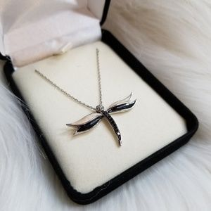 Kay Jewelers Dragonfly Necklace